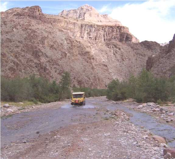 Inner Grand Canyon Jeep Tours South Rim